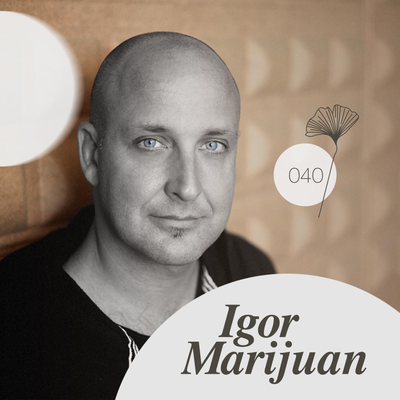 Redolence Radio 040   IGOR MARIJUAN
