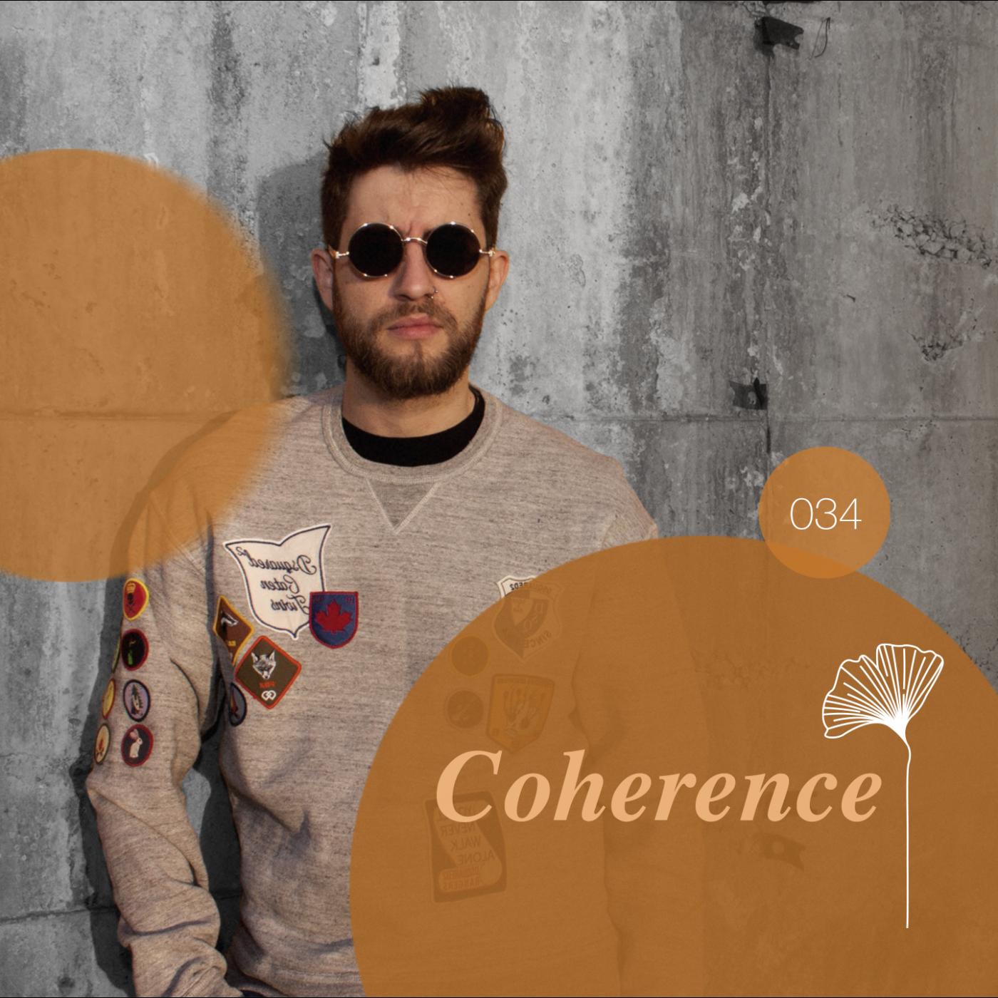 Redolence Radio 034   COHERENCE