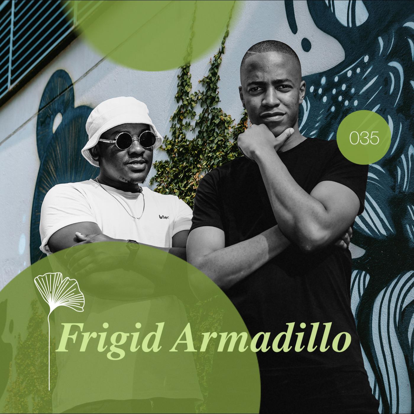 Redolence Radio 035   FRIGID ARMADILLO