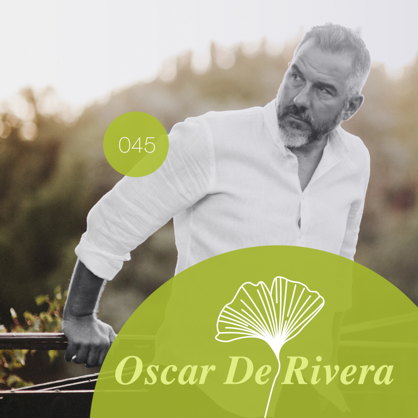 Redolence Radio 045   OSCAR DE RIVERA